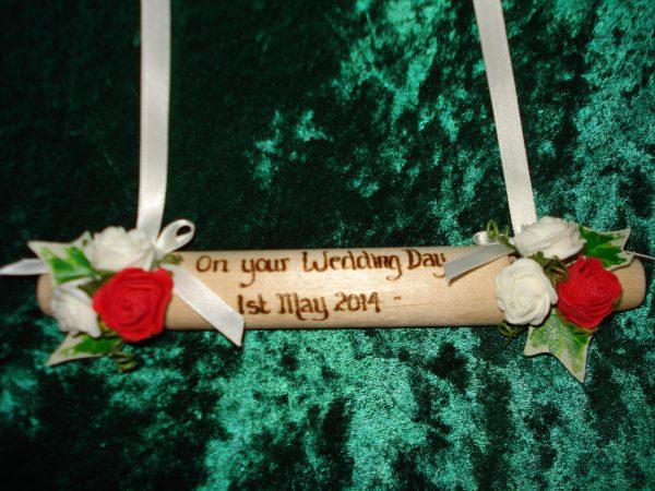 Wedding Rolling Pin