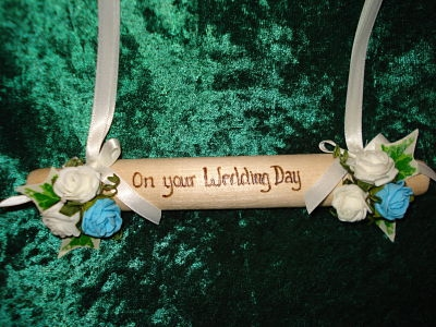 Wedding Rolling Pin