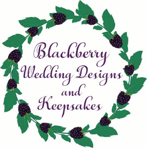 Blackberry Wedding Designs and Keepsakes