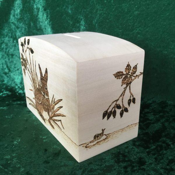 Rabbit Money Box